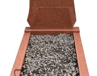 Grafsteen zeshoek