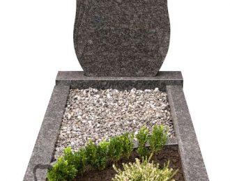 Grafsteen tulp