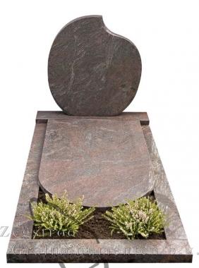Grafsteen druppel
