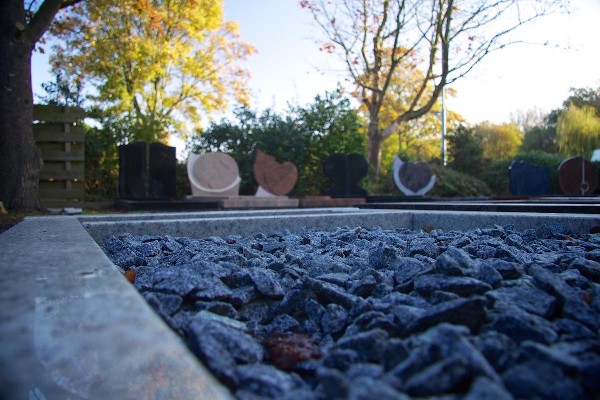 Zegstroo steentjes