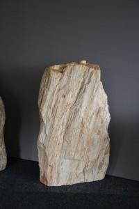 Zegstroo grafsteen ruw