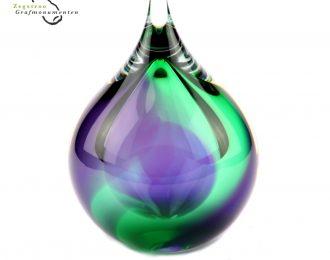 Bubble – paars / groen