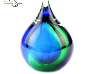 Bubble – blauw / groen