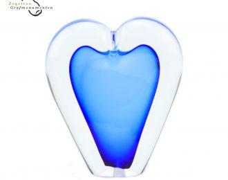 Hart – blauw