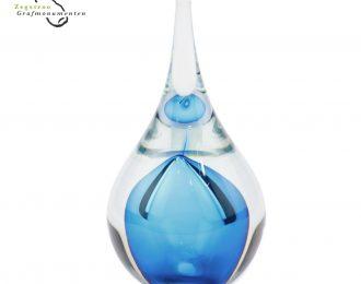 Druppel klein – blauw
